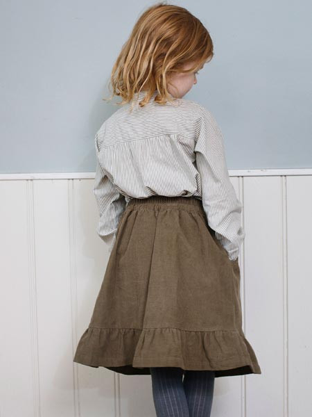 Skirt, Capers, Serendipity
