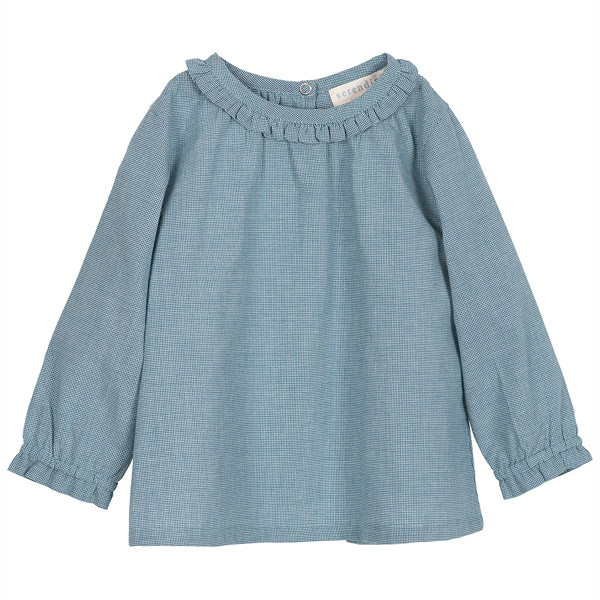 Baby Girl Blouse, Baltic Square, Serendipity