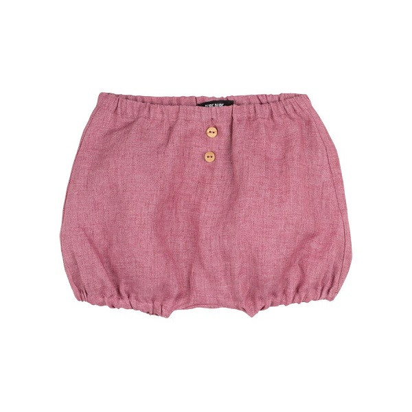 Baby Hør Bloomers, Cassis, Pure Pure
