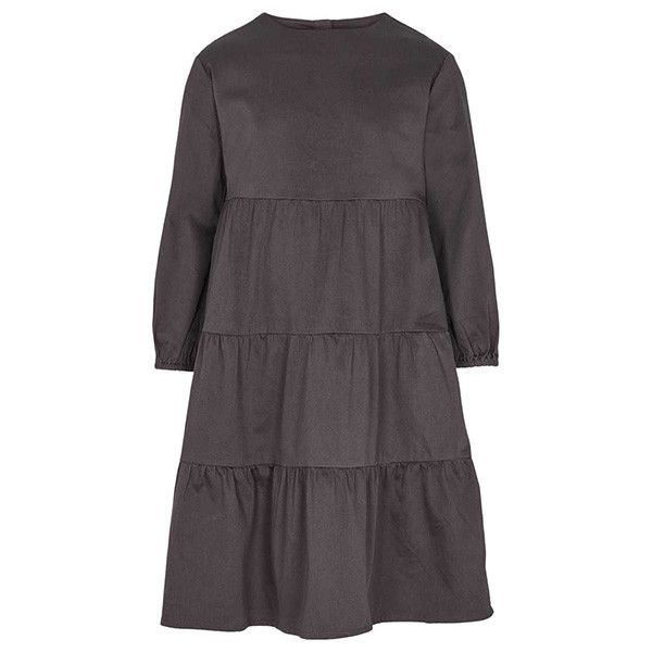 Coco Dress, Faded Black, Elodiee