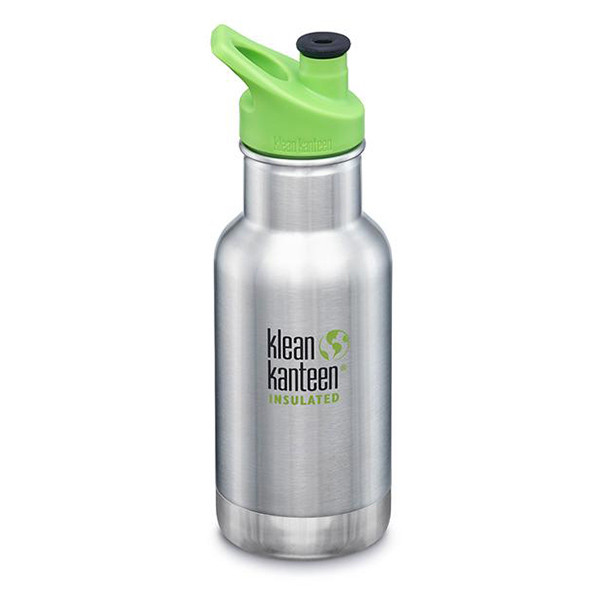 Kid Insulated, 355 ml, Brushed Stainless, Klean Kanteen