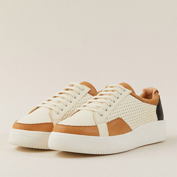 Sneaker, Off White, Lanius