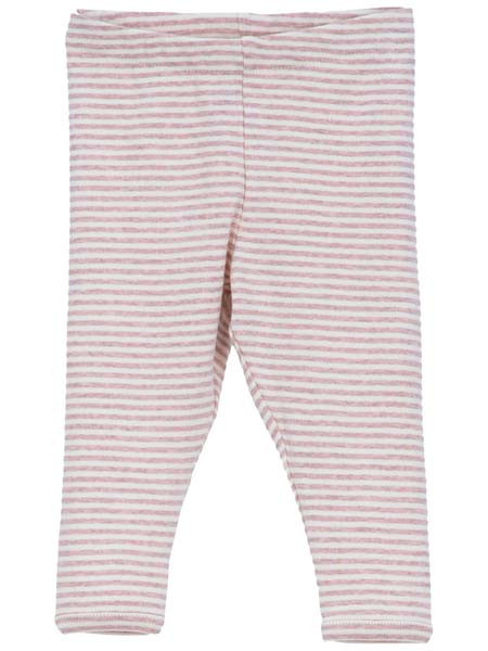 Baby Leggings, Rosa Strib, Serendipity
