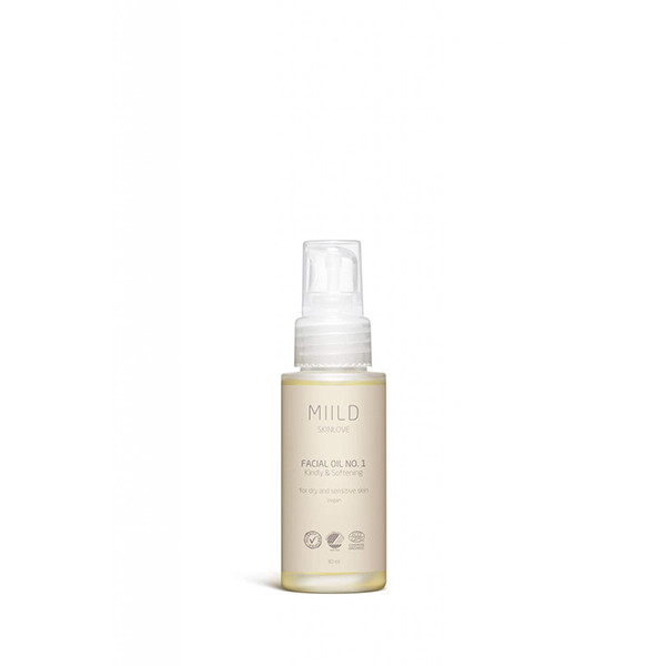 Facial Oil No. 1, Miild