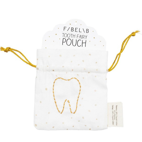 Tooth Fairy Pouch, Fabelab