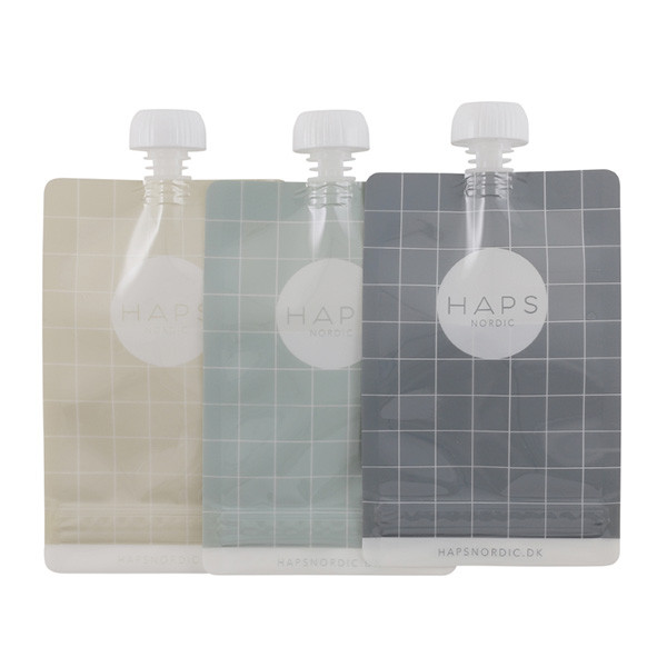 Smoothie Bags 3 Pak, Cold Color, Haps Nordic