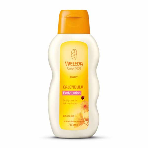 Calendula Body Lotion, Weleda