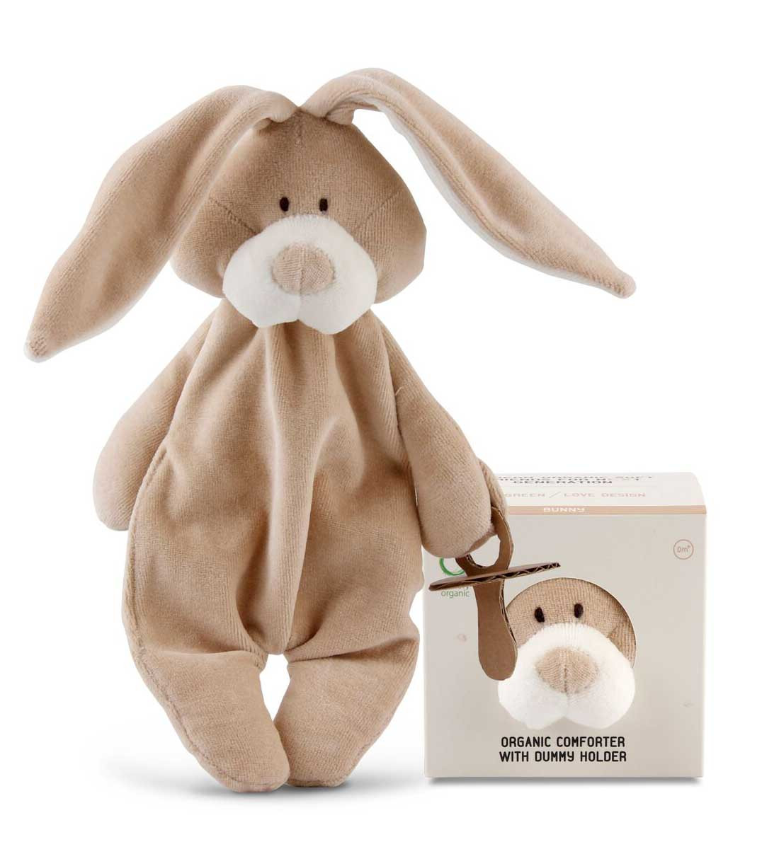 Bunny Nusseklud m. Sutteholder, Wooly