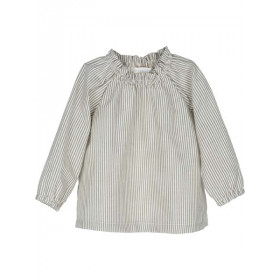 Baby Blouse, Capers Strib, Serendipity