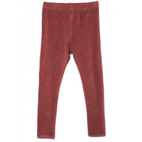 Velour leggings, Cayenne, Serendipity