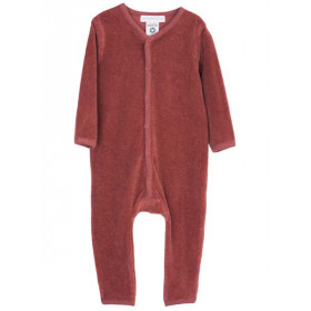 Baby Velour Suit, Cayenne, Serendipity