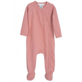 Baby Waffle Suit, Clay Rose, Serendipity