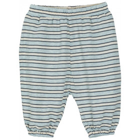 Baby Jersey Pants, Nightcloud Stripe, Serendipity