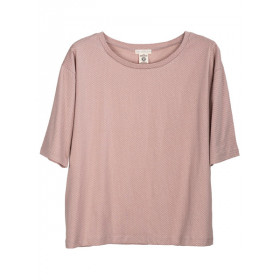 Jersey Tee, Heather Dot, Serendipity Woman