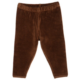 Velour Leggings, Caramel, Serendipity