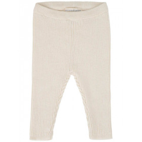 Baby Knit Leggings, Offwhite, Serendipity