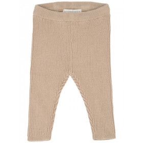 Baby Knit Leggings, Safari, Serendipity