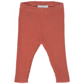 Baby Knit Leggings, Spice, Serendipity
