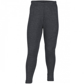 Leggings Uld/Silke, Basalt, Engel