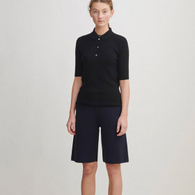 Shorts, Dark Navy, FUB Woman