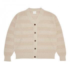 Structure Cardigan, Ecru, FUB Woman