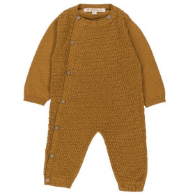 Bell Jumpsuit, Ocre, Omibia