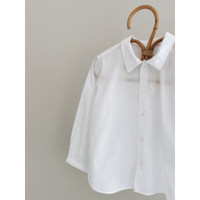 Baby Arthur Shirt, White, Lalaby
