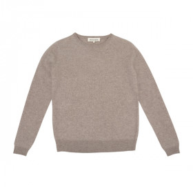 Billy Bluse, Cashmere, Toast, HOLMM. Woman