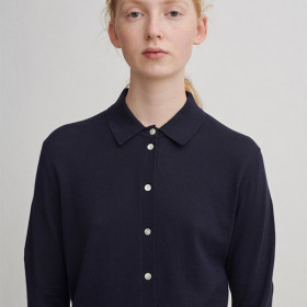 Skjorte, Dark Navy, FUB Woman