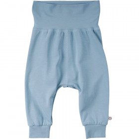 Cozy Me Baby Pants, Forever Blue, Müsli