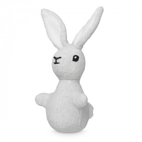 Soft Animal Rattle, Hare, Cam Cam