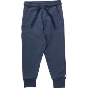 Baby Slub Sweat Pants, Midnight, Müsli