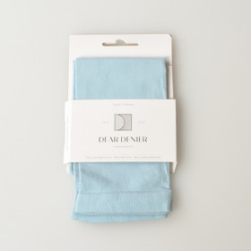 Line Ankelsokker, Light Blue, Dear Denier