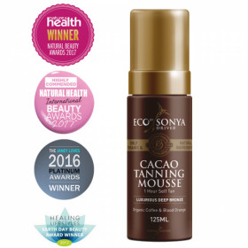 Cacao Tanning Mousse, Eco by Sonya