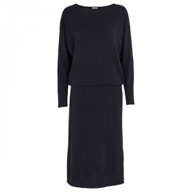 Abigail Dress, Deep Navy, Elodiee Woman