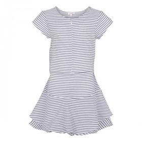 Anaia Playsuit, Blue Stripe, Elodiee