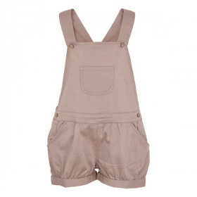 Robin Playsuit, Deep Taupe, Elodiee