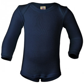Body Uld/Silke, Navy, Engel