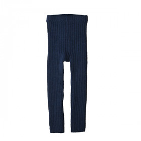Alpaca Leggings, Navy, Esencia