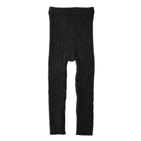 Alpaca Leggings, Charcoal, Esencia