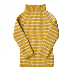 Rib Sweater, Amber Strib, Esencia