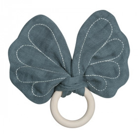 Butterfly Teether, Spruce, Fabelab