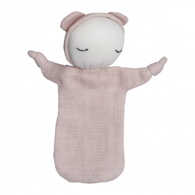 Cuddle Doll, Mauve, Fabelab