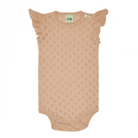 Baby Pointelle Body, Rose, FUB