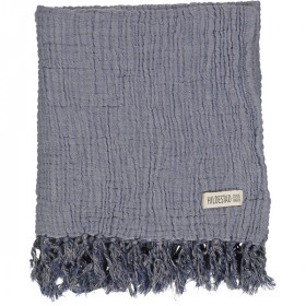 Baby Blanket, Dusty Blue, Hildestad Copenhagen