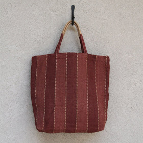 Jute Shopper Net, Tannin, The Dharma Door