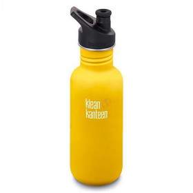 Drikkedunk Sport Cap, 532 ml, Lemon Curry, Klean Kanteen