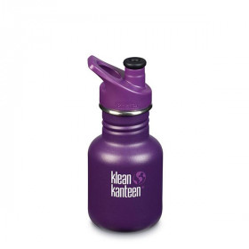 Drikkedunk Sport Cap, 355 ml, Grape Jelly, Klean Kanteen