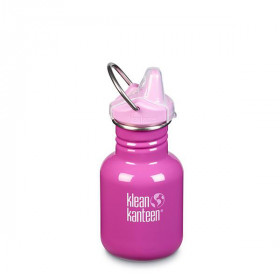 Drikkedunk Sippy Cap, 355 ml, Bubble Gum, Klean Kanteen