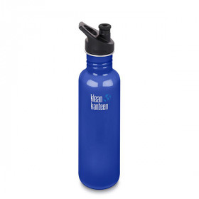 Drikkedunk Sport Cap, 800 ml, Coastal Waters, Klean Kanteen